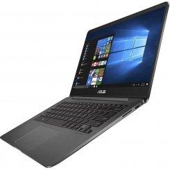 Фото Ноутбук Asus ZenBook UX430UA-GV318R (90NB0EC1-M08820) Grey