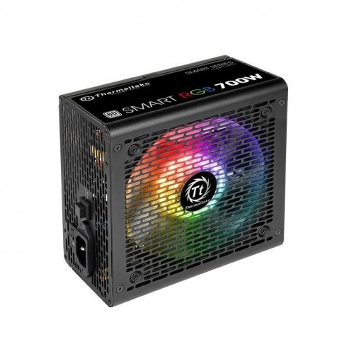 Фото Блок питания Thermaltake Smart RGB 700W (PS-SPR-0700NHSAWE-1)