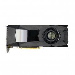 Фото Видеокарта Zotac Geforce GTX 1080 8192MB (ZT-P10800D-10B OEM)