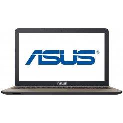 Фото Ноутбук Asus X540YA-XO541D (90NB0CN1-M08200) Chocolate Black