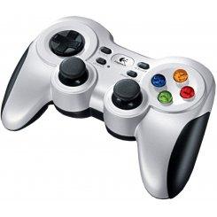 Фото Уценка игровые манипуляторы Logitech Gamepad F710 Wireless (940-000145) (вскрыта упаковка, 79103)