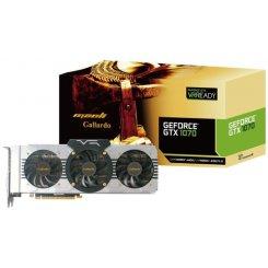 Фото Видеокарта Manli Geforce GTX 1070 Gallardo 8192MB (M-NGTX1070G/5RGHDPPP-F378G)