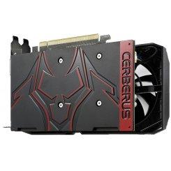Фото Видеокарта Asus GeForce GTX 1050 Ti Cerebrus 4096MB (CERBERUS-GTX1050TI-A4G)