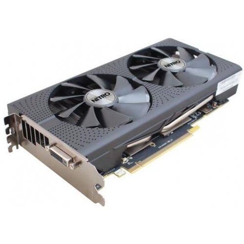 Фото Видеокарта Sapphire Radeon RX 470 8192MB (11256-57-10G OEM) Mining Card