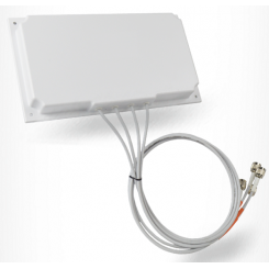 Фото Антенна Cisco Aironet Dual-Band Polarization-Diverse Directional Array (AIR-ANT2566P4W-R) White