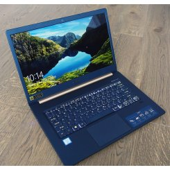 Фото Ноутбук Acer Swift 5 SF514-52T-596M (NX.GTMEU.015) Blue