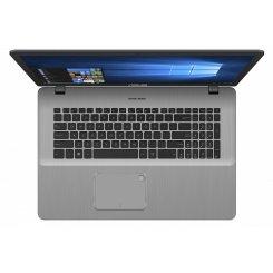 Фото Ноутбук Asus N705UN-GC051 (90NB0GV1-M00600) Dark Grey