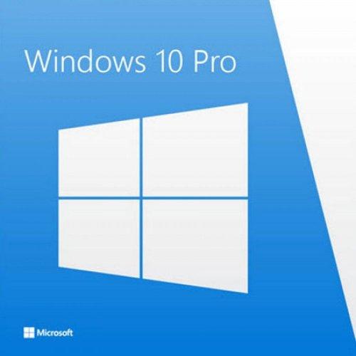 Программное обеспечение, Microsoft Windows 10 Pro 64-bit Ukrainian DVD (FQC-08978)  - купить со скидкой