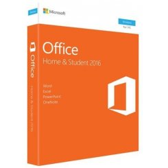 Фото Microsoft Office Home & Student 2016 Ukrainian Box (79G-04633)
