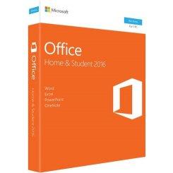 Фото Microsoft Office Home & Student 2016 English Box (79G-04669)