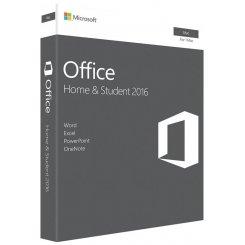 Фото Microsoft Office Mac Home & Student 2016 Russian Box (GZA-00943)