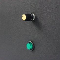 Фото Корпус T-case ProSteel X8 v4 BB SpeedFan Control Black