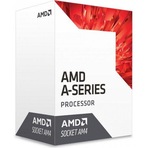 Фото AMD A10-9700E 3.0(3.5)GHz sAM4 Box (AD9700AHABBOX)