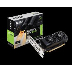 Фото Видеокарта MSI GeForce GTX 1050 Ti 4096MB (GTX 1050 Ti 4GT LPV2)