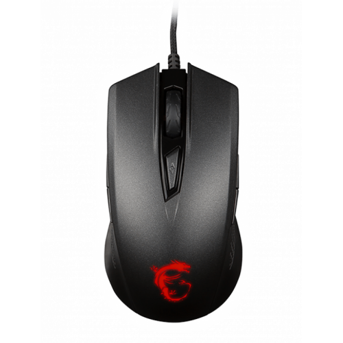 Фото Мышка MSI CLUTCH GM40 Black