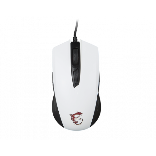 Фото Мышка MSI CLUTCH GM40 White