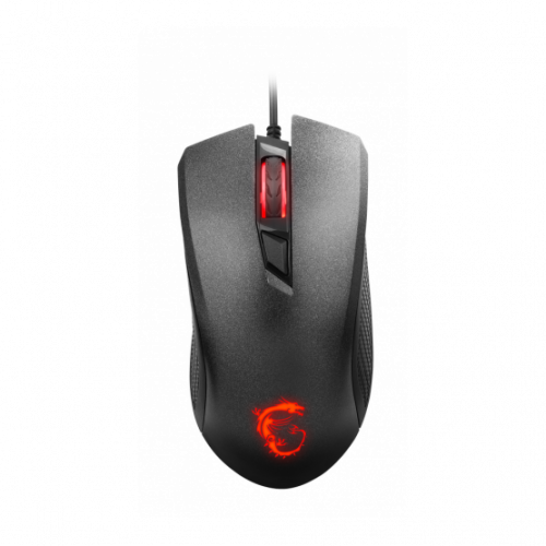 Фото Мышка MSI CLUTCH GM10 Black