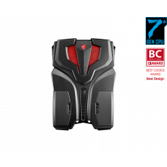 Фото VR BACKPACK PC MSI VR One 7RE (7RE-065US) Black