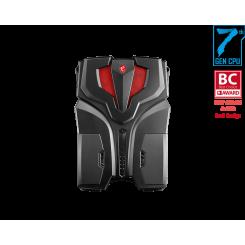 Фото VR BACKPACK PC MSI VR One 7RD (7RD-067US) Black