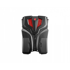 Фото VR BACKPACK PC MSI VR ONE 6RE (6RE-007US) Black