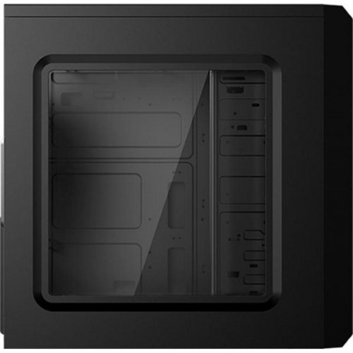Фото Корпус Aerocool SI-5101 Advance Window без БП Black