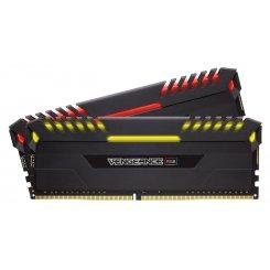 Фото ОЗУ Corsair DDR4 16GB (2x8GB) 3000Mhz Vengeance RGB (CMR16GX4M2C3000C16)