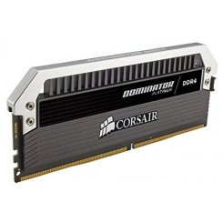 Фото ОЗУ Corsair DDR4 16GB (4x4GB) 3600Mhz Dominator Platinum (CMD16GX4M4B3600C18)