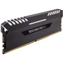 Фото ОЗУ Corsair DDR4 32GB (4x8GB) 2666Mhz Vengeance RGB (CMR32GX4M4A2666C16)