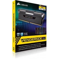 Фото ОЗУ Corsair DDR4 32GB (4x8GB) 3600Mhz Vengeance RGB (CMR32GX4M4C3600C18)