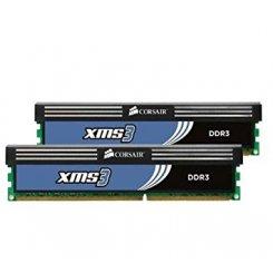 Фото ОЗУ Corsair DDR3 4GB (2x2GB) 1333Mhz (TW3X4G1333C9A)