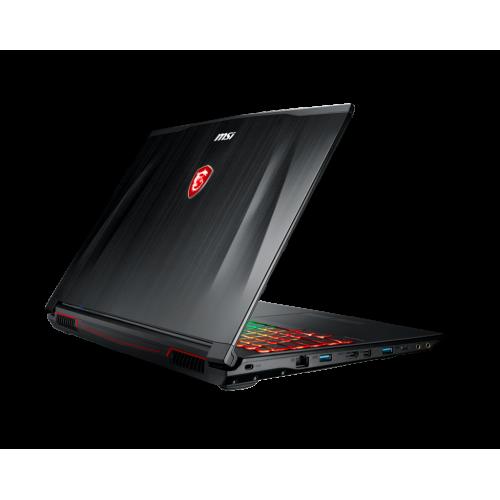 Фото Ноутбук MSI GP62M Leopard Pro (GP62M7REX-2620XUA) Black