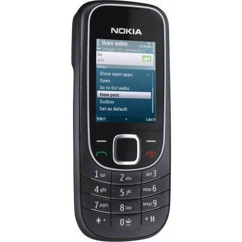 Фото Мобильный телефон Nokia 2323 сlassic Black