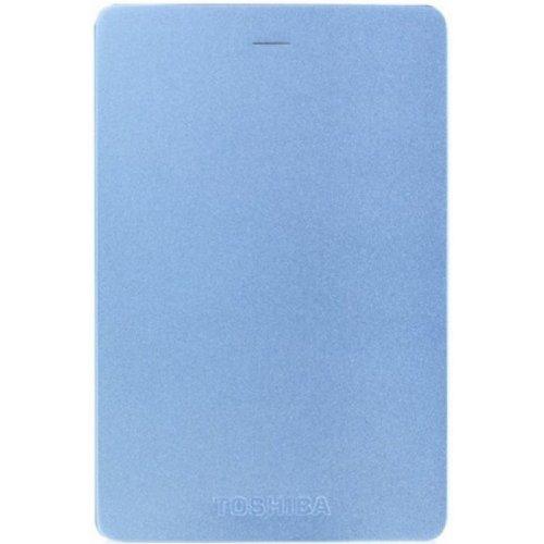 Фото Внешний HDD Toshiba Canvio Alu 2TB (HDTH320EL3CA) Blue