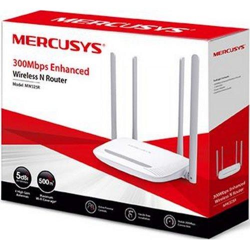 Фото Wi-Fi роутер Mercusys MW325R
