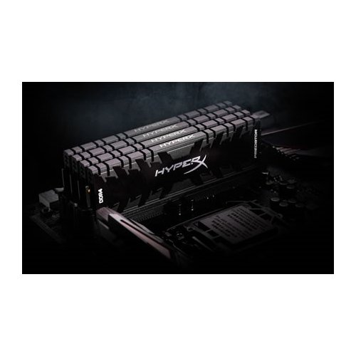Фото Kingston DDR4 32GB (4x8GB) 3000Mhz HyperX Predator (HX430C15PB3K4/32)