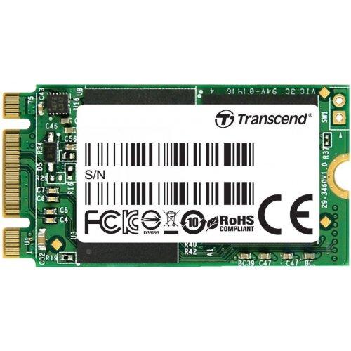 Фото SSD-диск Transcend MTS400 MLC 64GB M.2 (2242 SATA) (TS64GMTS400S)