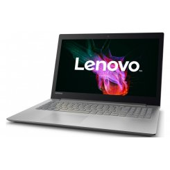 Фото Ноутбук Lenovo IdeaPad 320-15IAP (80XR01A5RA) Platinum Grey