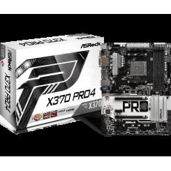 Фото Материнская плата ASRock X370 Pro4 (sAM4, AMD X370)