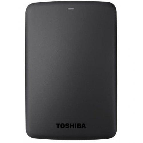 Фото Внешний HDD Toshiba Canvio Basics 500GB (HDTB405EK3AA) Black