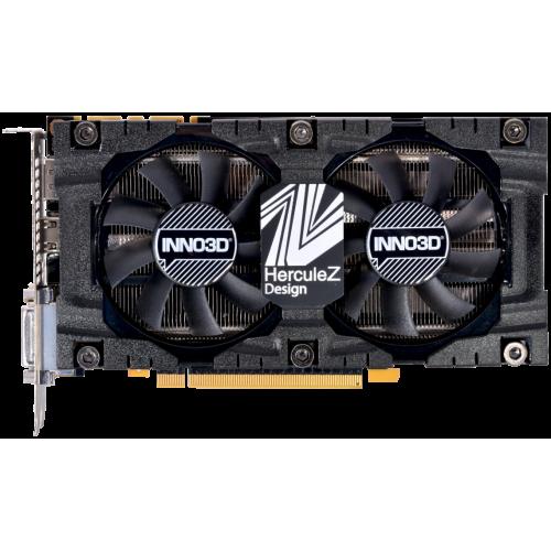 Фото Видеокарта Inno3D GeForce GTX 1070 Ti X2 V2 8192MB (N107T-2SDN-P5DS)