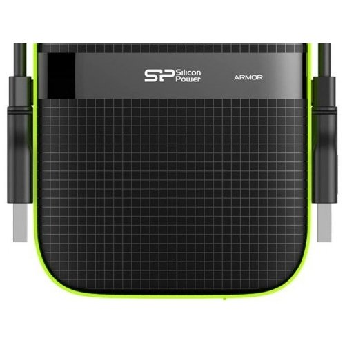 Фото Внешний HDD Silicon Power Armor A60 4TB (SP040TBPHDA60S3K) Black