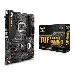 Фото Материнская плата Asus TUF B360-PRO GAMING (s1151-V2, Intel B360)