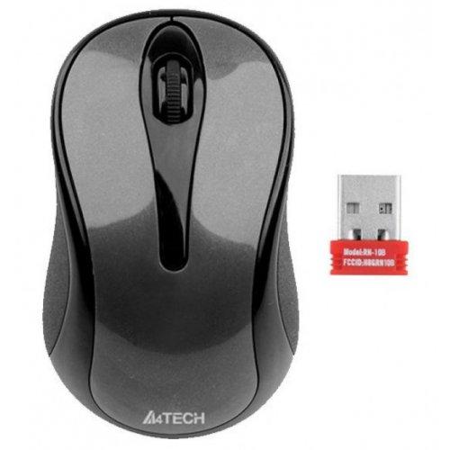 Фото A4Tech G3-280N Wireless Glossy Grey