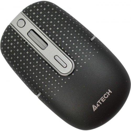 Мышь беспроводная A4TECH Bloody R7 чёрный USB