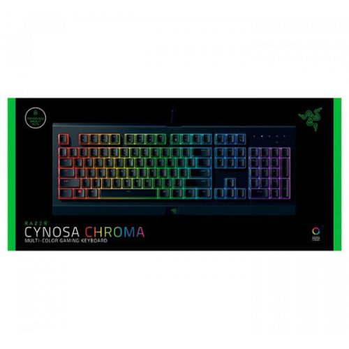 Фото Игровая клавиатура Razer Cynosa Chroma (RZ03-02260800-R3R1) Black