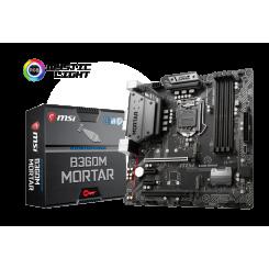 Фото Материнская плата MSI B360M MORTAR (s1151-v2, Intel B360)