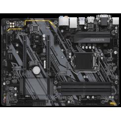 Фото Материнская плата Gigabyte B360 HD3 (s1151-V2, Intel B360)