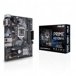 Фото Материнская плата Asus PRIME H310M-K (s1151-v2, Intel H310)