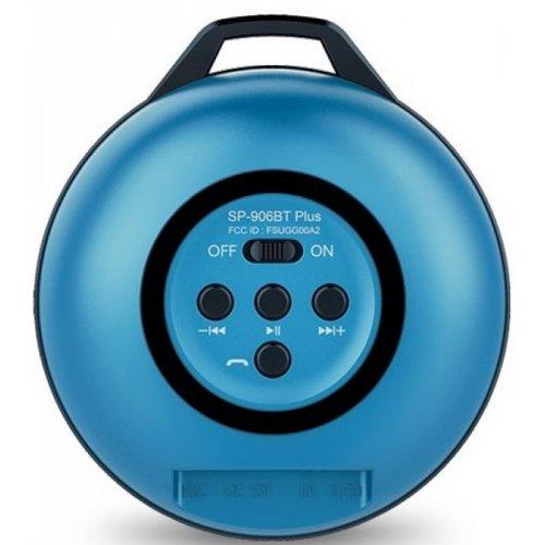 Фото Портативная акустика Genius SP-906BT Plus M2 (31730007406) Blue