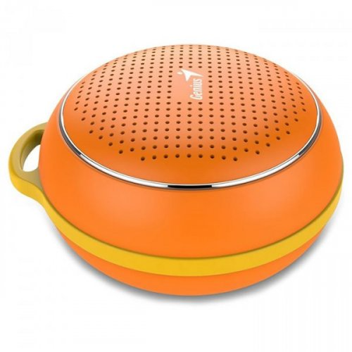 Фото Портативная акустика Genius SP-906BT Plus R2 (31730007403) Orange